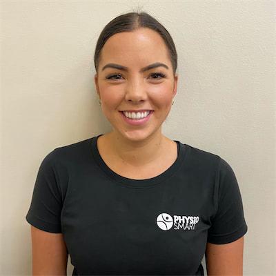 Imogen Haylock, Physiotherapist